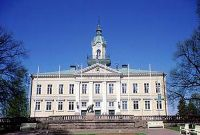 Пори стоит на западном побережье Финляндии.  Построен он в 1558 году по...